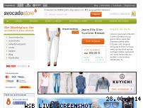 Informationen zur Webseite avocadostore.de