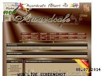 Informationen zur Webseite awardcafe.de