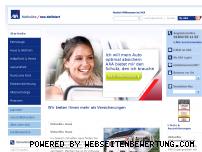 Ranking Webseite axa.de
