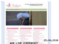 Informationen zur Webseite babybranche.de