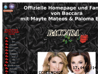 Ranking Webseite baccara-web.de