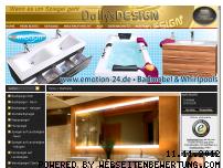 Ranking Webseite badspiegel.com