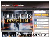 Ranking Webseite battlefield-inside.de