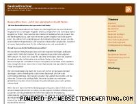 Ranking Webseite baukreditrechner.biz