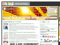 Ranking Webseite baulinks.de