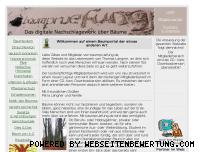 Ranking Webseite baumpruefung.de