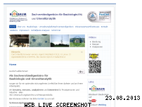Ranking Webseite bbuu.de