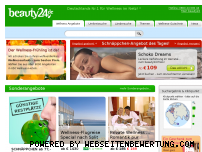 Informationen zur Webseite beauty24.de