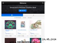 Ranking Webseite behance.net