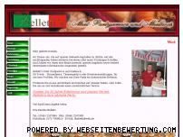 Ranking Webseite bellettis-partyservice.de