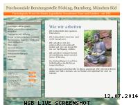 Informationen zur Webseite beratungsstelledroege.de