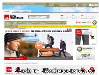 Ranking Webseite bergfreunde.de