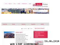 Ranking Webseite berlin-partner.de