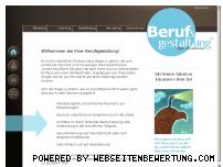 Ranking Webseite berufsgestaltung.de