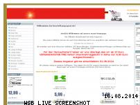 Informationen zur Webseite beschriftungsspezi.de