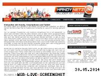 Ranking Webseite bestpreis.handy-netz24.de
