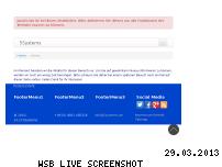 Ranking Webseite beta.5systems.de