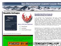 Ranking Webseite bezahlte-marktforschung.de