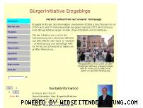 Ranking Webseite bi-erzgebirge.de