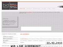 Ranking Webseite bid-intelligence.de