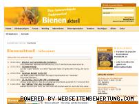 Ranking Webseite bienenaktuell.com
