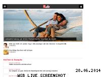 Informationen zur Webseite bildderfrau.de