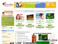 Informationen zur Webseite bilderdruck24.com