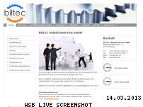 Ranking Webseite biltec.de