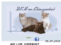 Ranking Webseite bkh-vom-chiemgauerland.de