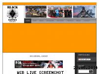 Ranking Webseite black-seven-racing.de