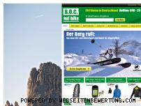 Ranking Webseite boc24.de