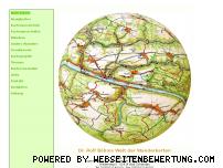 Ranking Webseite boehmwanderkarten.de