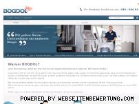 Ranking Webseite bogdol-dienstleistungen.de