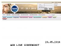 Ranking Webseite boot.de