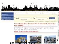 Informationen zur Webseite branchen-baer.de