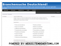Informationen zur Webseite branchenbuch.casa-world.com