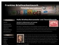 Ranking Webseite briefmarkentausch.ch