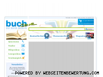 Ranking Webseite buchszene.de