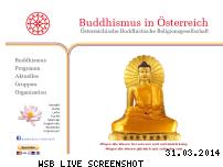 Ranking Webseite buddhismus-austria.at