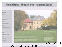 Ranking Webseite burgen.ortrudkoch.de