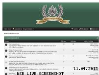 Ranking Webseite bushcrafterforum.de