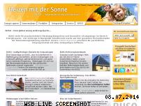 Ranking Webseite buso.de