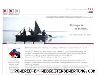Ranking Webseite c-s-x.de