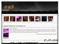 Informationen zur Webseite cafesieben.de