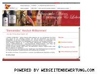 Ranking Webseite calpesa.de