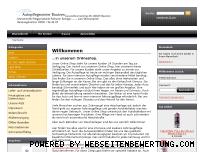 Ranking Webseite car-styling-bz.de