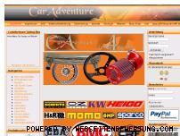 Ranking Webseite caradventure.de