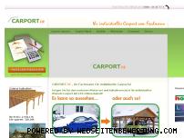 Ranking Webseite carport.de