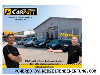 Ranking Webseite carputt.at