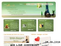 Ranking Webseite casa-wellness.eu